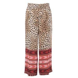 new Kobi Halperin ❤︎ Silk Leopard Print Pant ❤︎